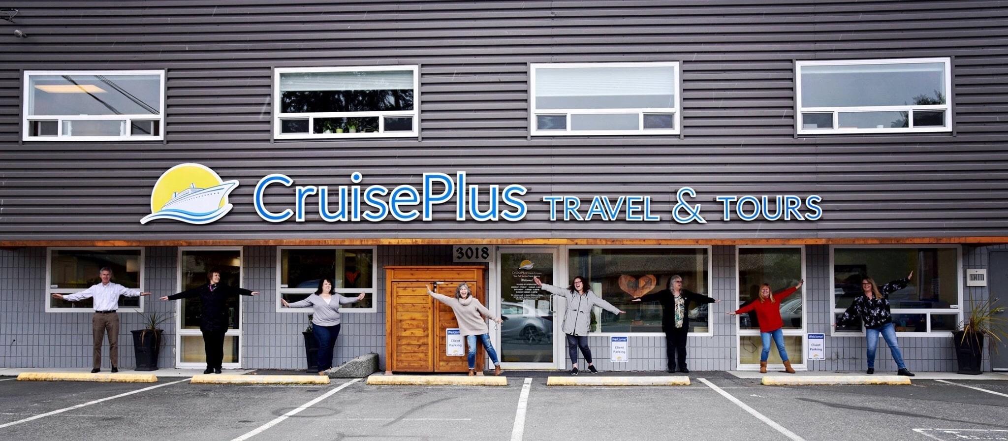 About CruisePlus Travel & Tours - Staff Photo