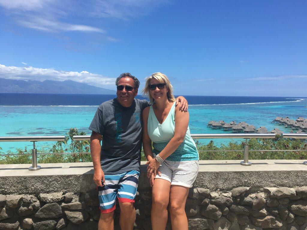 Shelley Good & Dave Frinton CruisePlus