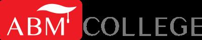 ABM College logo