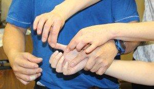 Finger Relaxation Massage