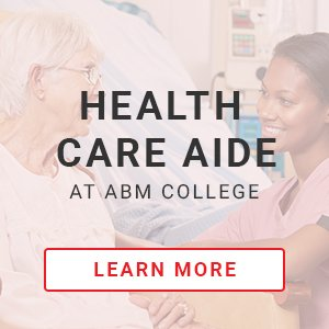 Health Care Aide Training Program. Elder Care