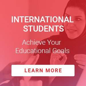 International Student Achieve Your Educational Goals