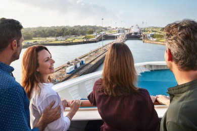 20 Night Panama Canal