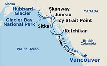 10 Night Alaska