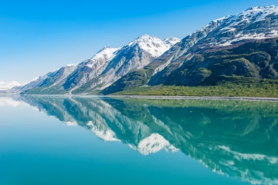 14-Day Glacier Bay, Fjords & Canadian Inside Passage