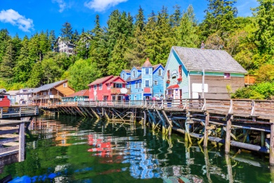 21 Night Grand Alaska, Glacier Bay & Gold Coast