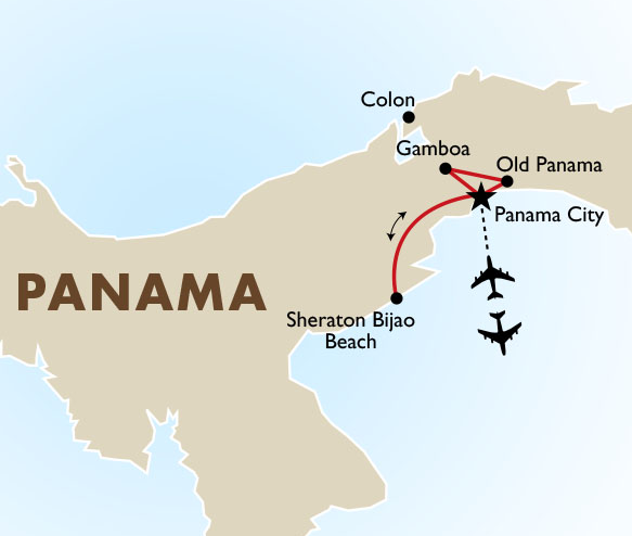 9 Day Best of Panama Land Tour