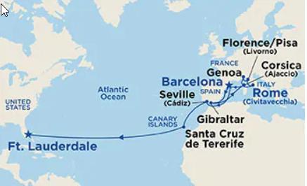 21 Night Mediterranean Grand Adventure