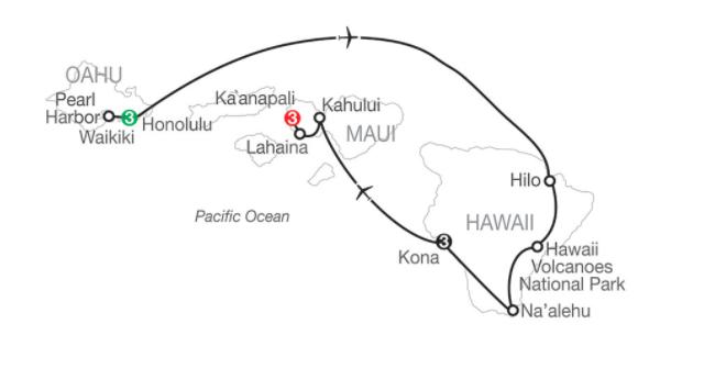 10 Day Best of the Hawaiian Islands