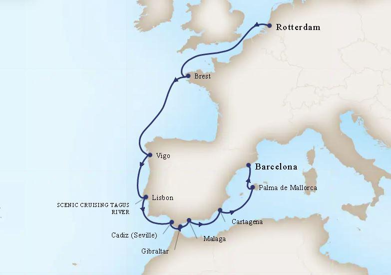 14 Night Portugal & Spain