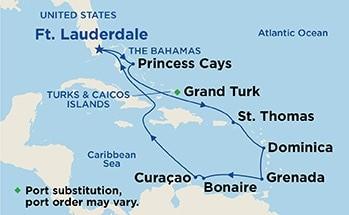 11 Night Caribbean