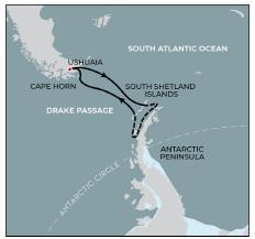 9 Night Antarctica Discovery