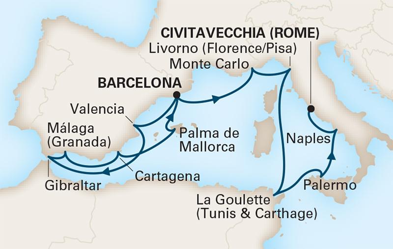 16 Night Gems of Spain & Ancient Treasures