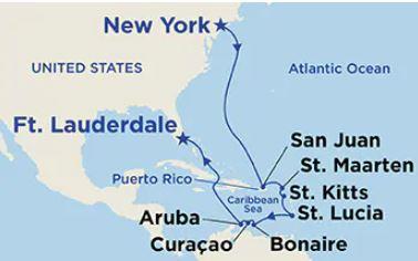 16 Night Caribbean Islander