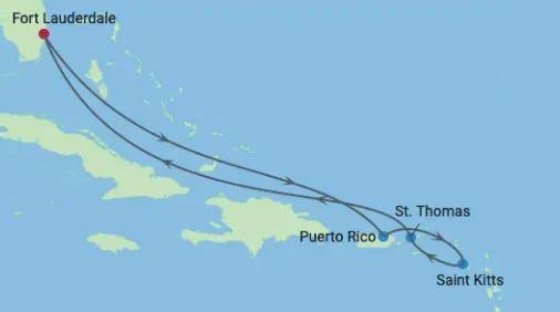 7 Night Eastern Caribbean
