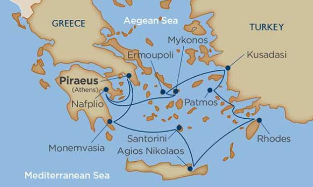 11 Night Ancient Wonders of Greece & Ephesus