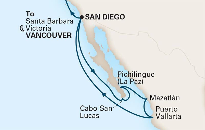 15 Night Mexican Sea of Cortez