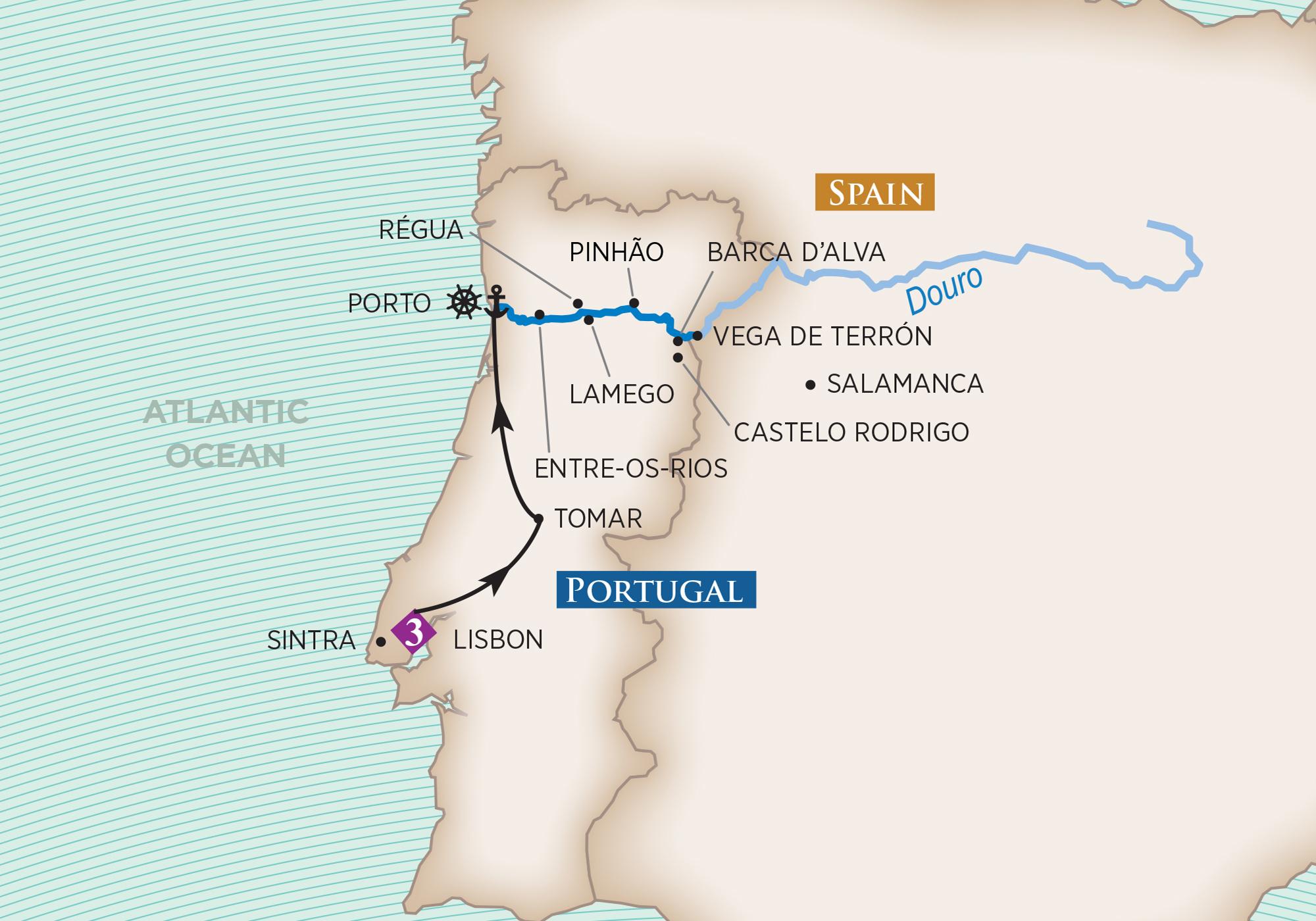 7 Night Enticing Douro