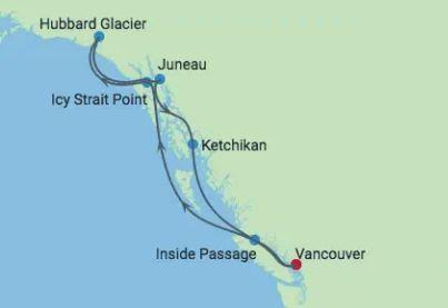 7 Night Alaska