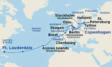 26 Night Scandinavia & Russia Grand Adventure
