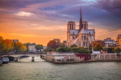 8 Day Luxury Paris & Normandy
