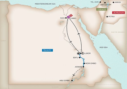 11 Night Secrets of Egypt & The Nile