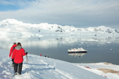 11 Night Antarctica