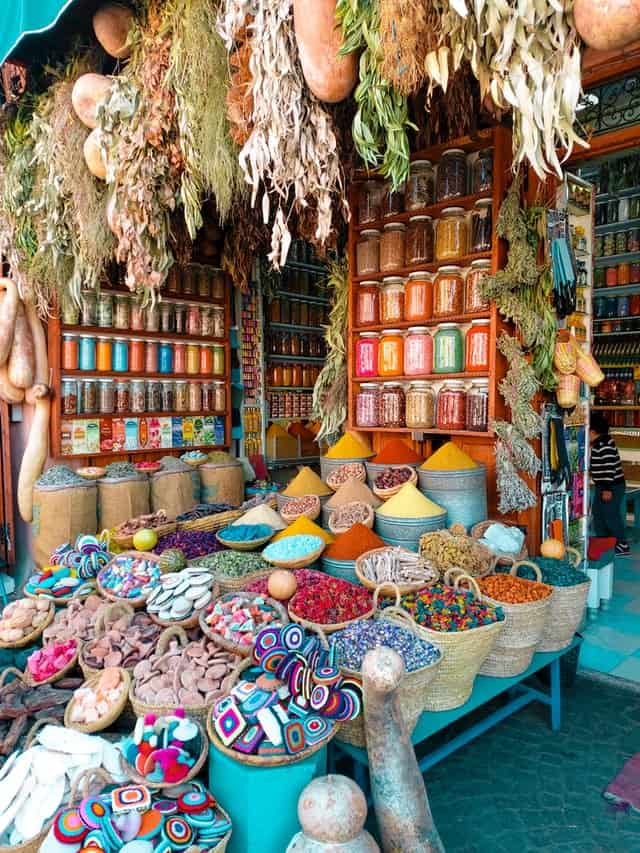 10 Day Souks & Sherries: Iberia & Morocco