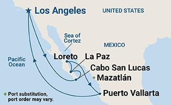 11 Night Baja Penninsula & Sea of Cortez