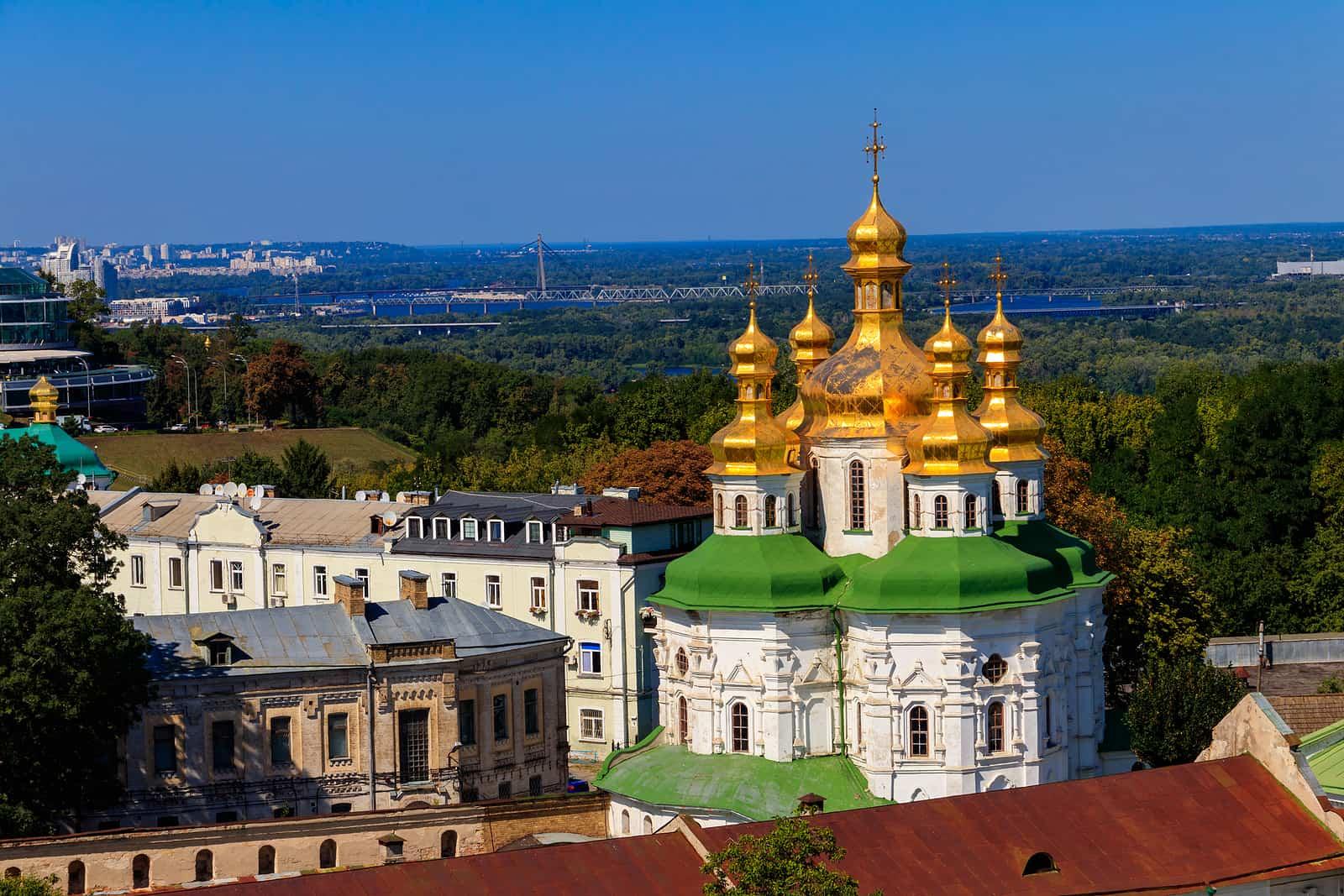 12 Day Kiev, Black Sea & Bucharest