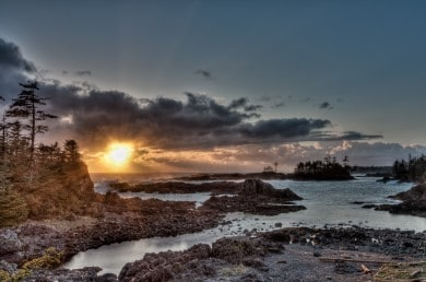 14 Night Long Stay Ucuelet, Vancouver Island