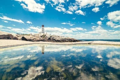 12 Day Wonders of the Maritimes & Scenic Cape  Breton with Ocean Train to Montreal