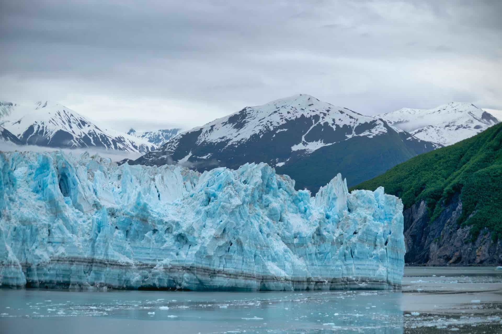 8 Night Alaska with Hubbard Glacier