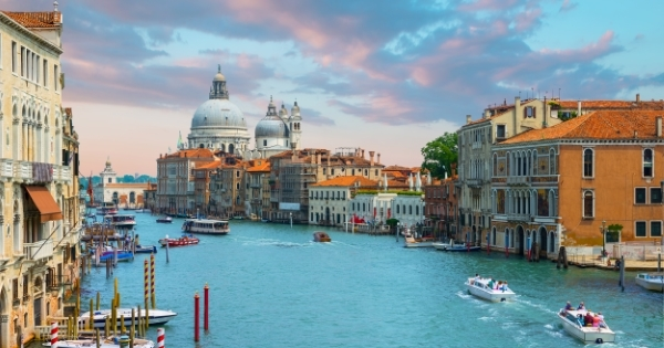 21 Night Passage to Rome & Mediterranean Dream