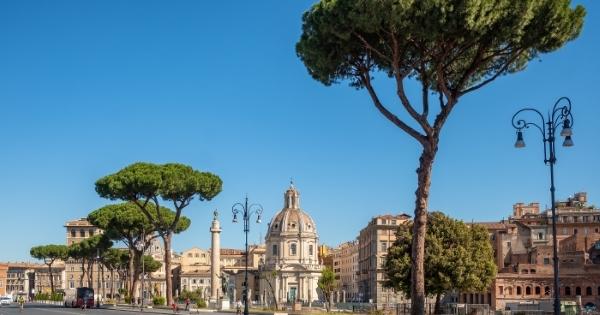 8 Day Italian Sojourn