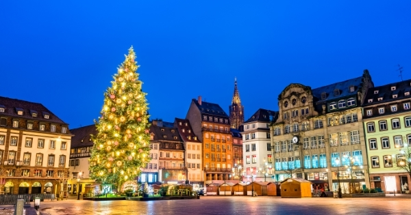 10 Day Christmastime from Basel to Nuremberg