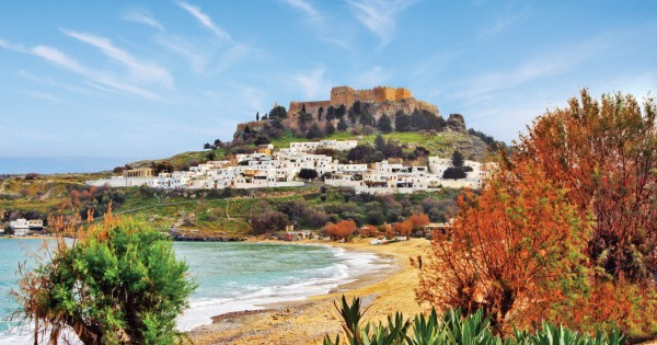 9 Night Greek Isles & Turquoise Coast