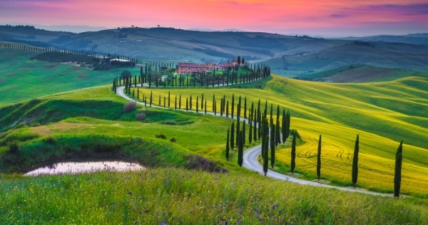 9 Day Country Roads of Umbria & Tuscany
