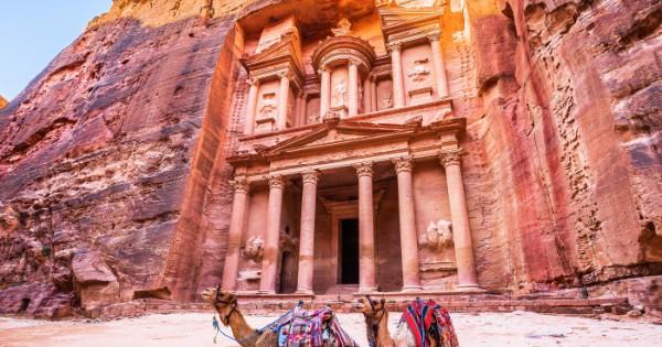14 Day Taste of Egypt with Jordan