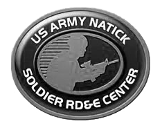 US Army Natick Soldier RD&E Center logo