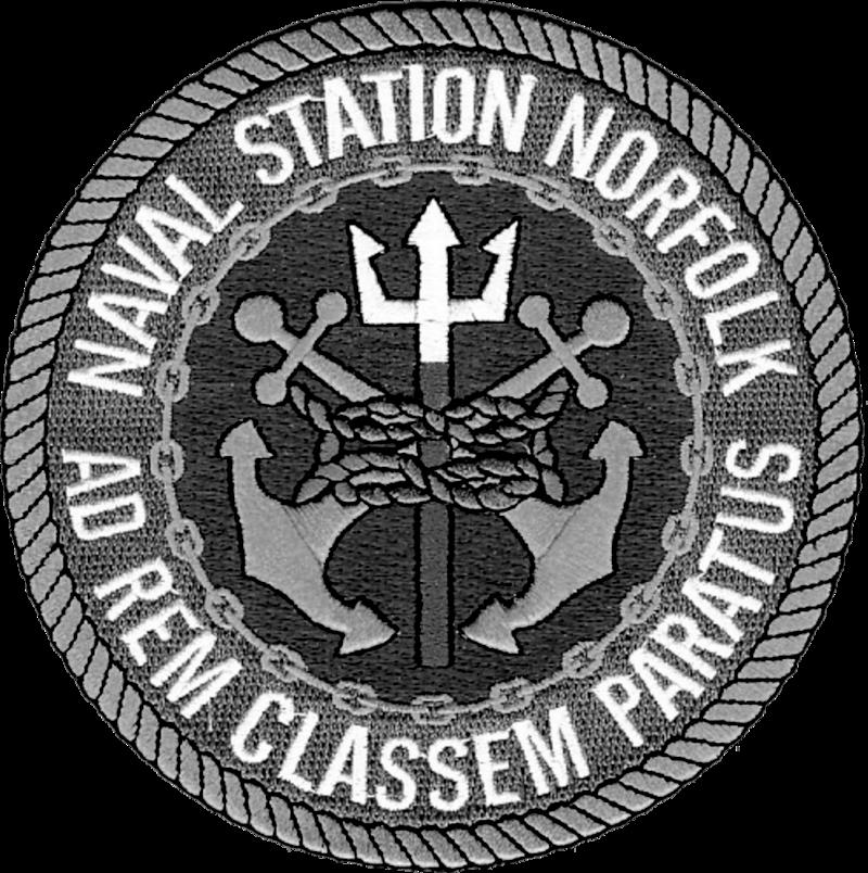 Naval Station Norfolk logo
