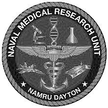 Naval Medical Research Unit Namru Dayton logo
