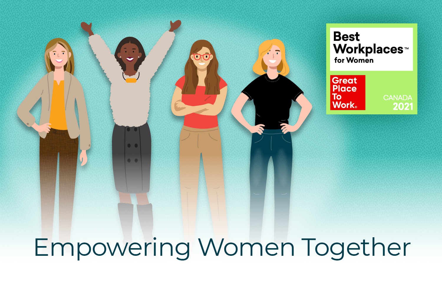 What it Means to Work at a Best Workplace for Women