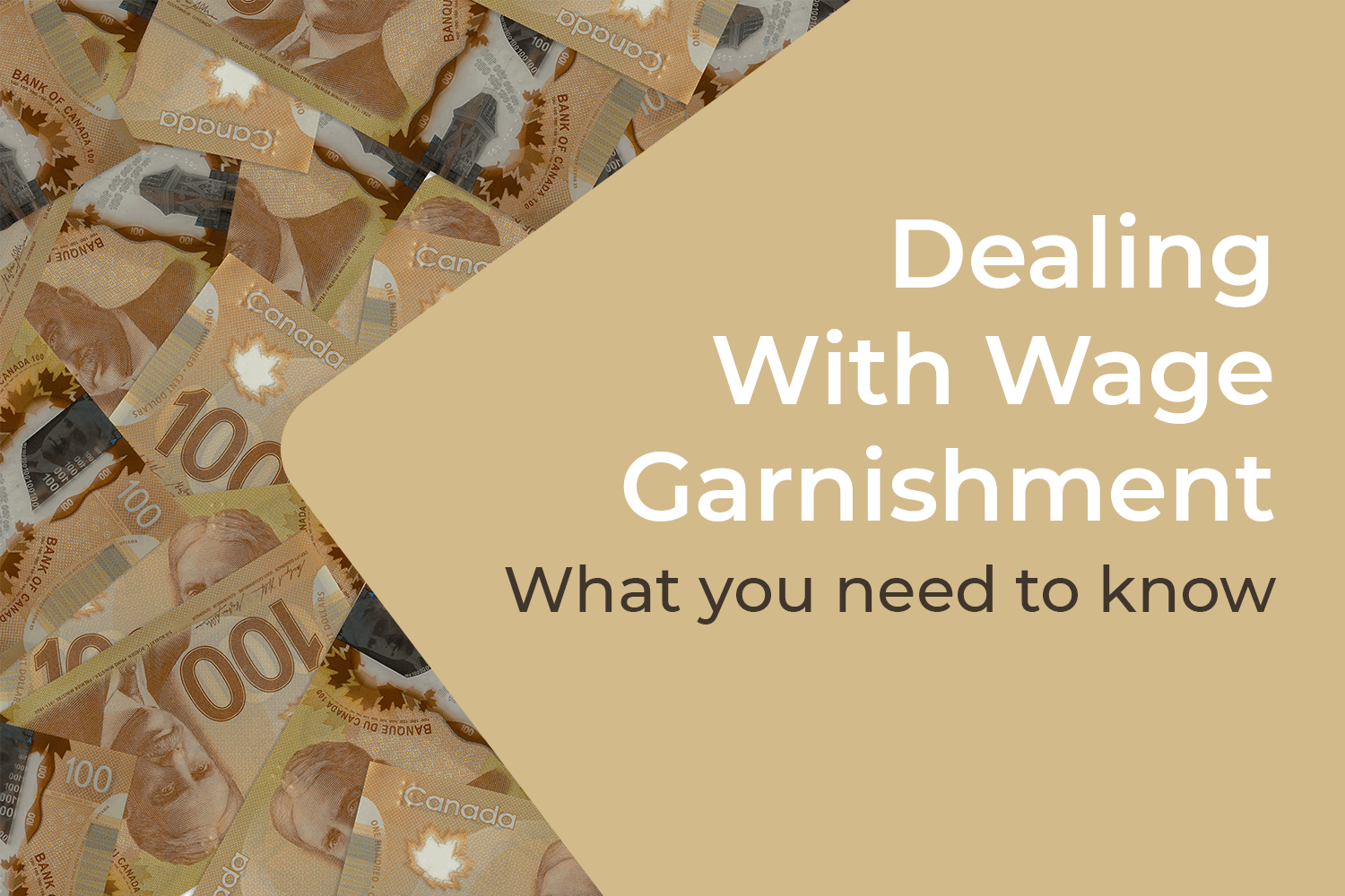 Payroll garnishment: Getting your facts straight