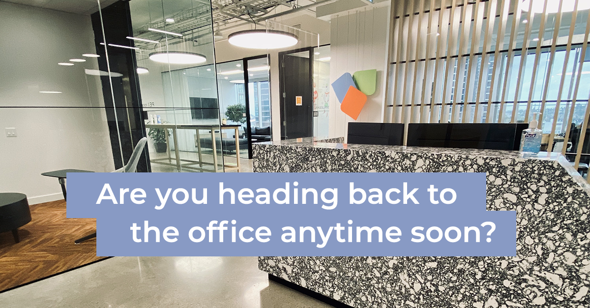 Returning to the Workplace: What's at Stake?