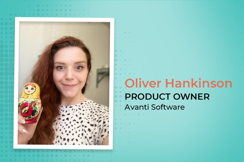 Meet Oliver Hankinson
