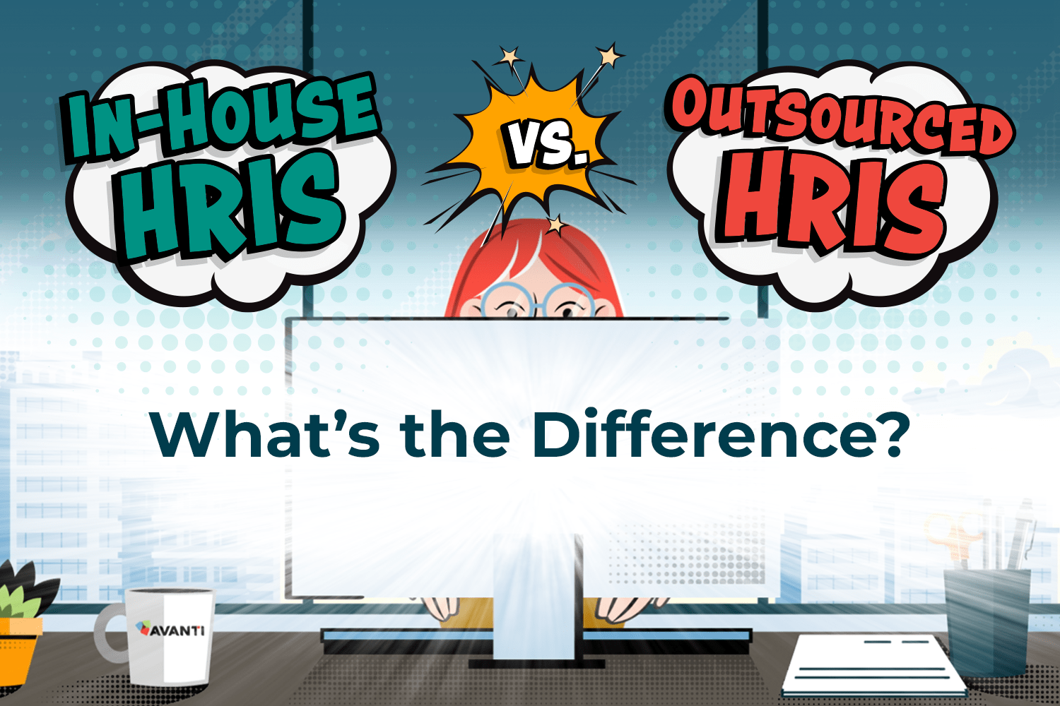 In-House vs. Outsourced HRIS