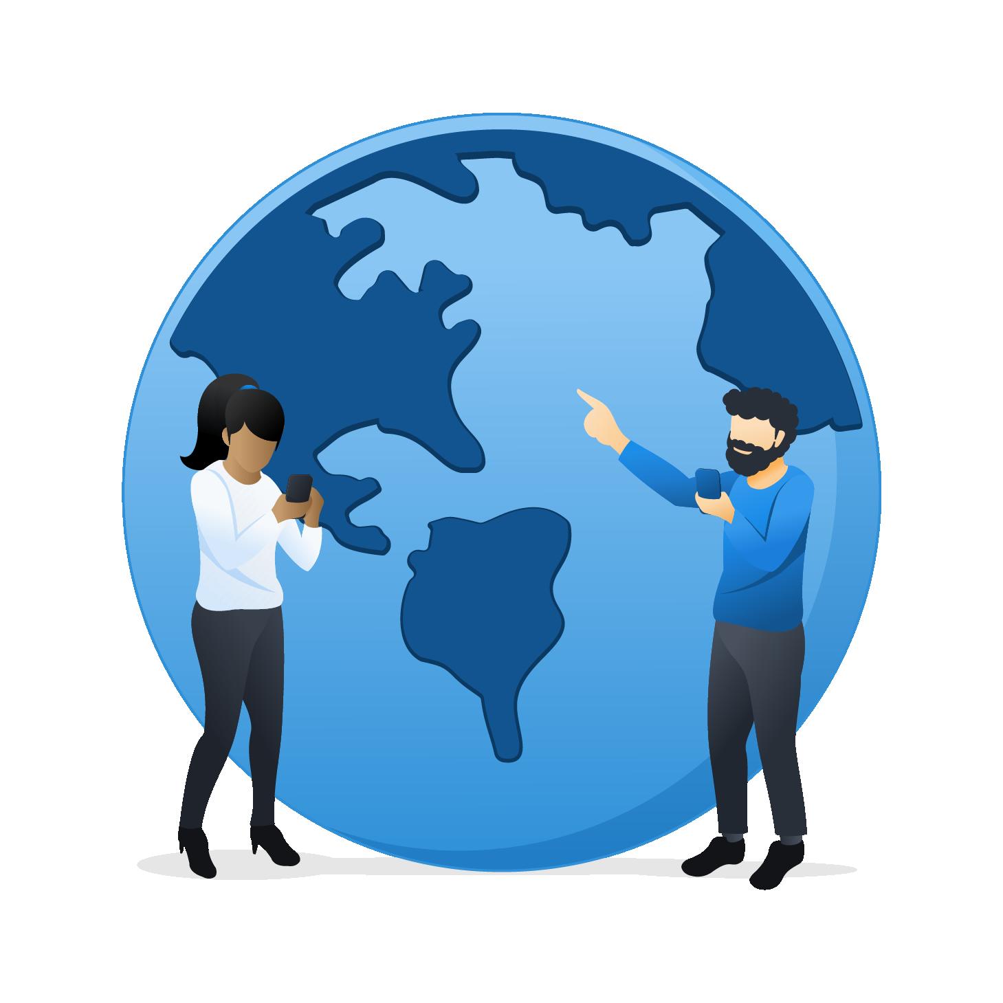 whatsapp expand global reach