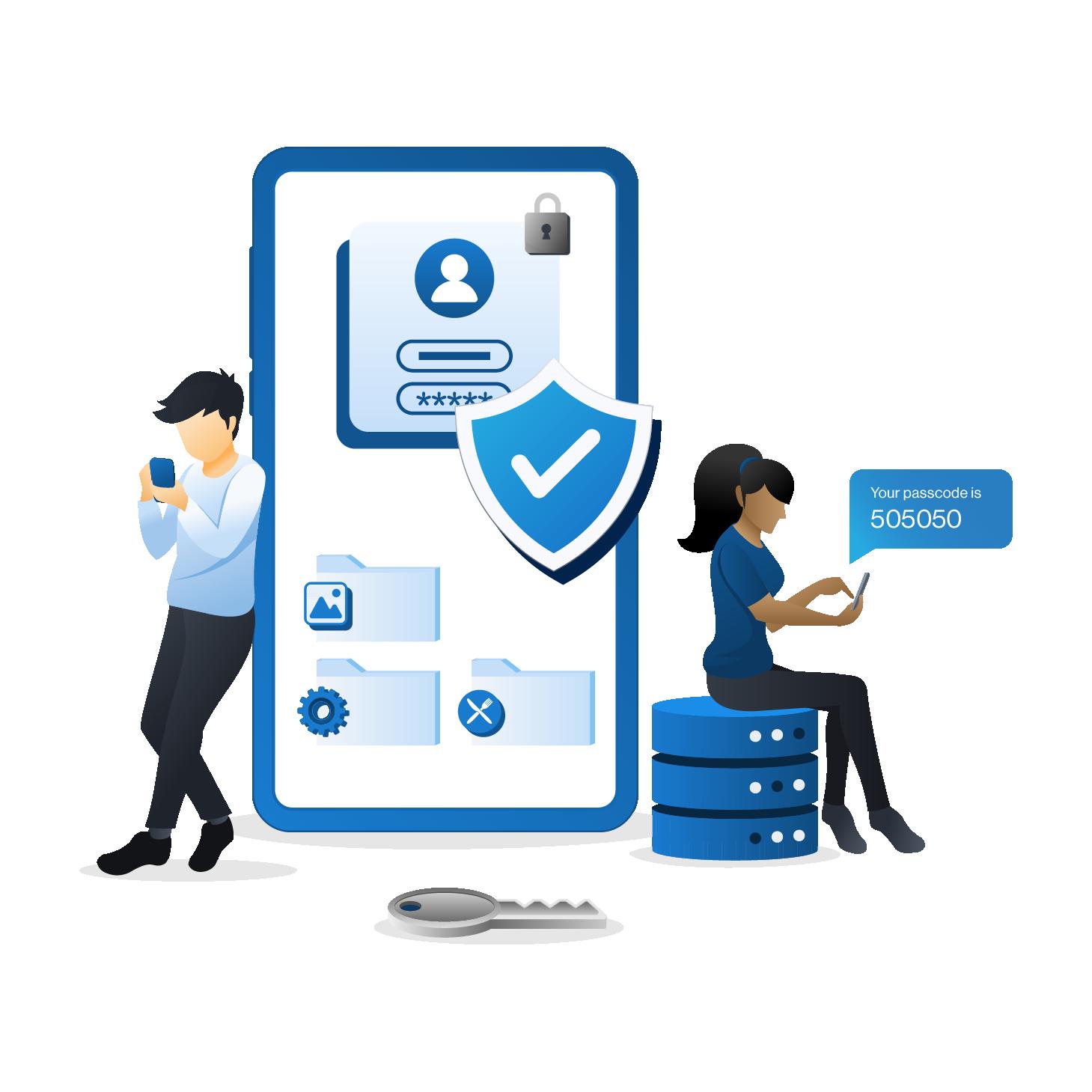 Verification user registrations