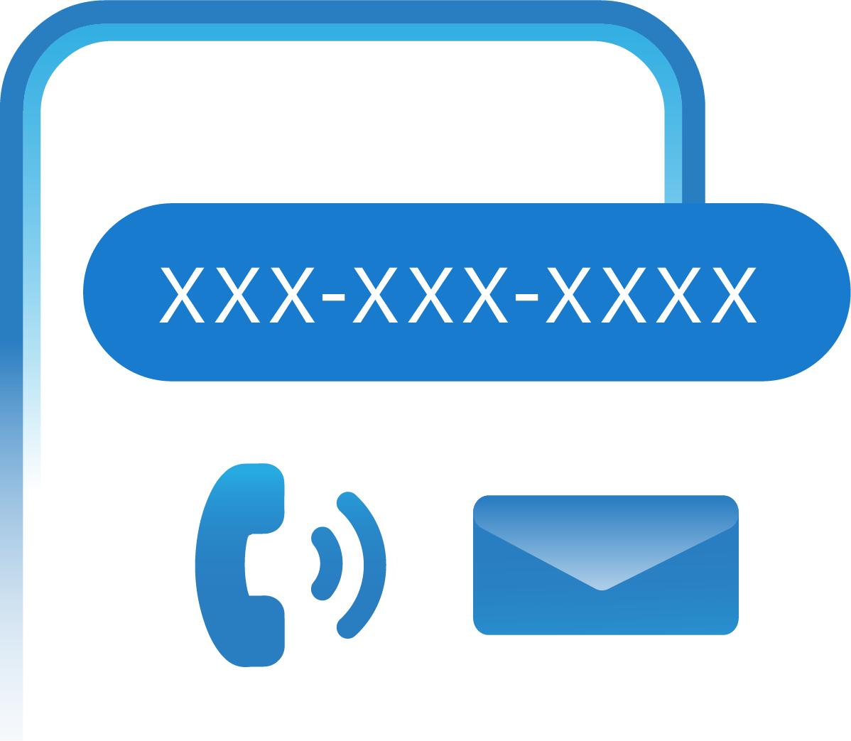 Phone numbers voice sms